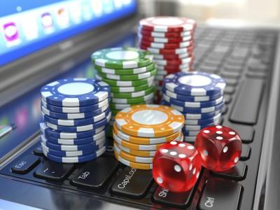 Online casinos background