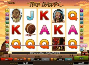 Firehawk-Slots