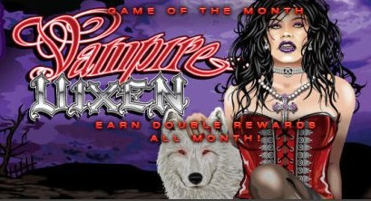 Vampire Vixen Slot Machine
