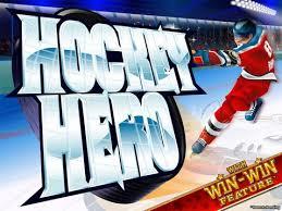 Hockey Hero Slot Machine