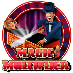Magic Multiplier Slot Machine